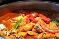 curry chicken pie recipe