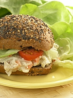 chicken salad sandwich photo