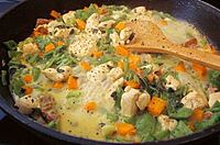 chicken stew photo